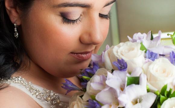 Maquillaje de novia - Ana