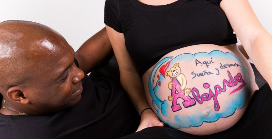 Embarazada - Andre (Fotos por entrepixels.com)