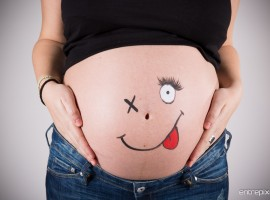 Embarazada - Hele (Fotos por entrepixels.com)