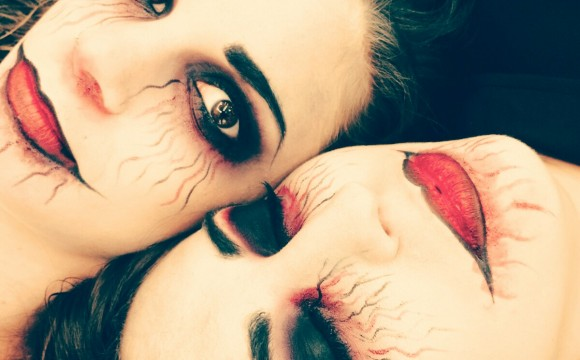 ¿Truco o trato? Maquillaje halloween 2015