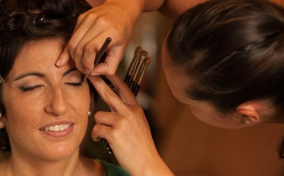 Maquillaje de novia - Laura