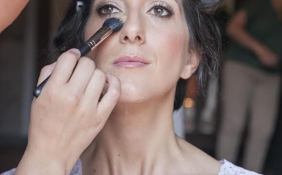 Maquillaje de novia - Mónica Martínez