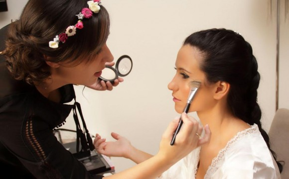 Maquillaje de novia - Andre y Alfonso